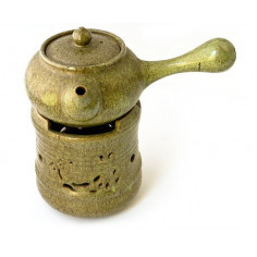 Керамический чайник для варки пуэра фабрики Сян Тао, 430 мл
