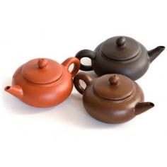 Черный чайник «Овальная жемчужина», 40 мл
