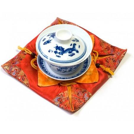 Подарочная сумочка в китайском стиле