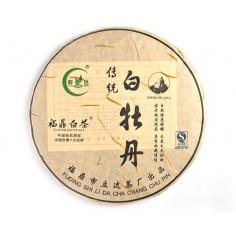 Белий пион в блине (традиционный рецепт)