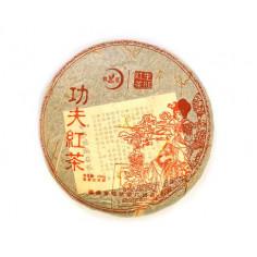 Красный чай высшего мастерства в блине