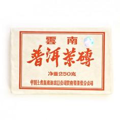"""Чайный кирпич 7581 от бренда """"Китайский чай"""""""