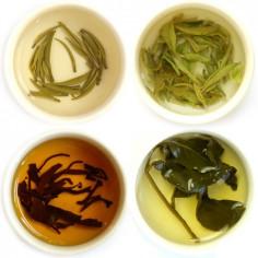 Познавательный набор пробников китайского чая (начальный уровень)