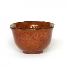 Маленькая чаша Сян Тао в виде цветка