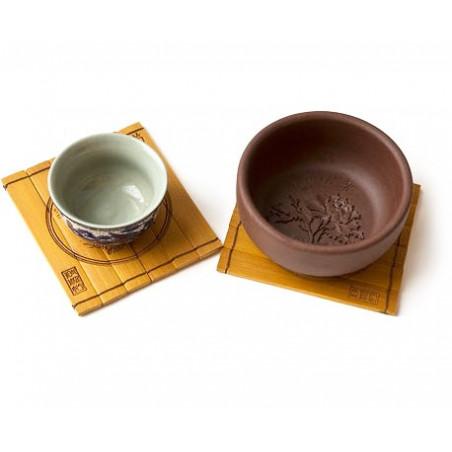 Подставки под чаши «Четыре благородных растения»