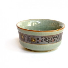 Селадоновая чаша «4 благородных растения»