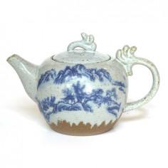 Чайник в тайваньском стиле «Пейзаж»