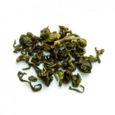 Дикий зеленый чай