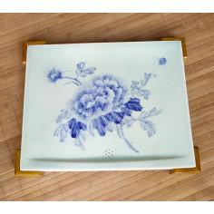 Керамическая чабань «Хризантема»