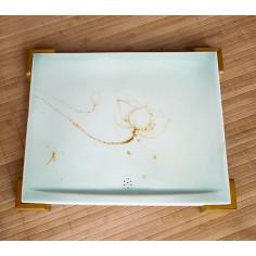 Керамическая чабань «Лотос»