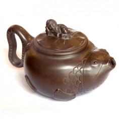 Чайник из исинской глины «Процветание»
