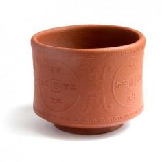 Чаша из исинской глины «Долгая радость»