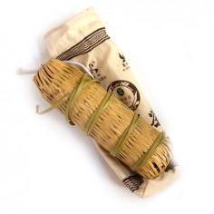 Чай в десять лян (в белом подарочном мешочке)