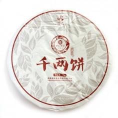 Чайный блин в тысячу лян