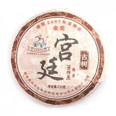 Дворцовый пуэр от фабрики Цзяму