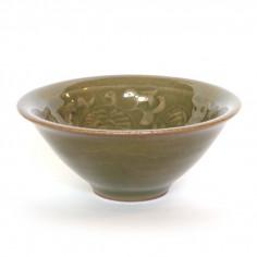 Антикварная чаша из яо чжоу «Хризантема»