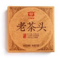 Старые чайные головы от бренда Да И