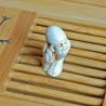 Нэцкэ «Конфуций (слушающий)»