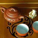 Нэцкэ «Сиванму (с персиком)»_3808