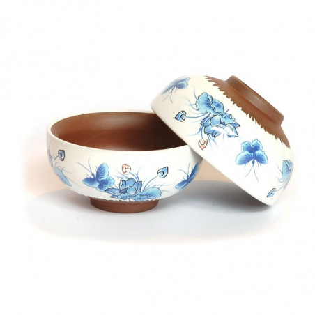 Глиняная чаша «Бабочка»