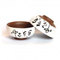 Глиняная чаша «Стих»