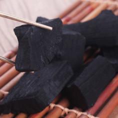 Древесный уголь для печи