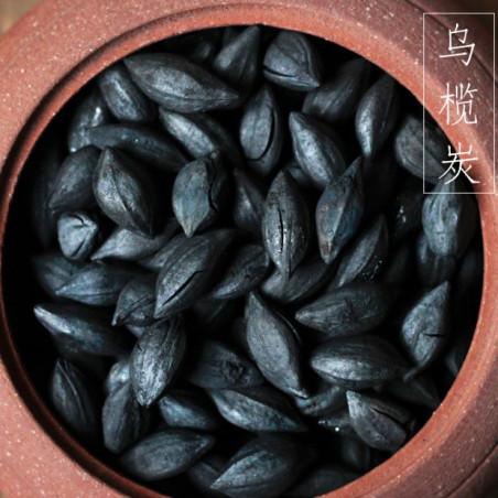 Уголь оливковый для печи