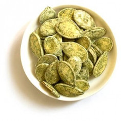 Тыквенные семечки в зеленом чае, в большом пакете