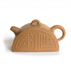 Чайник из исинской глины в форме вадан