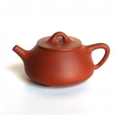 Чайник из исинской глины «Каменный черпак»