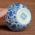 """""""Буддийские лотосы"""" — чаша из тонкостенного фарфора_4312"""