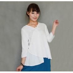 Белая рубашка (М101 Сиху Лунцзин)