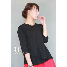 Черная рубашка (М101 Сиху Лунцзин)