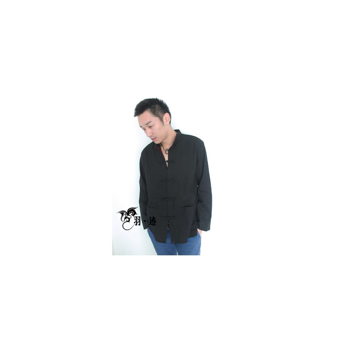 Черная рубашка (М102 Тулинь)