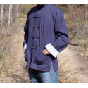 Черная рубашка (М102 Тулинь)_4385