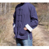 Туманно-синяя рубашка (М102 Тулинь)