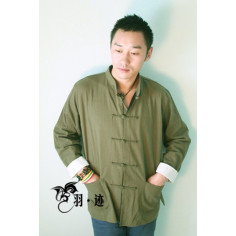Зеленая рубашка (М102 Тулинь)