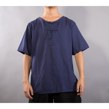 Синяя рубашка (М103 Сяо Чжун)