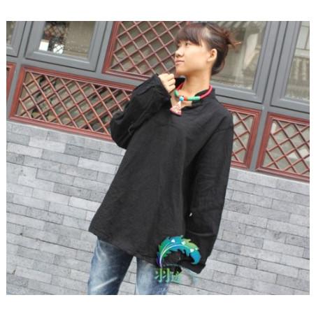Черная рубашка (М106 Билочунь)