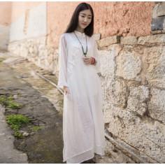 Белое платье (М107 Дунфан Мэйжень)