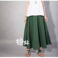 Зеленая юбка (М108 Гунфу Хун)