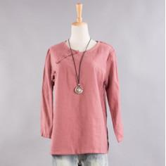 Розовая рубашка (М109 Даньцун)