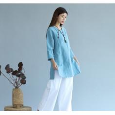 Голубая рубашка (М113 Жоугуй)