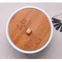 Селадоновая чайница с бамбуковой крышкой_4797