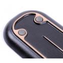 Овальная чабань с черной керамической основой_4828