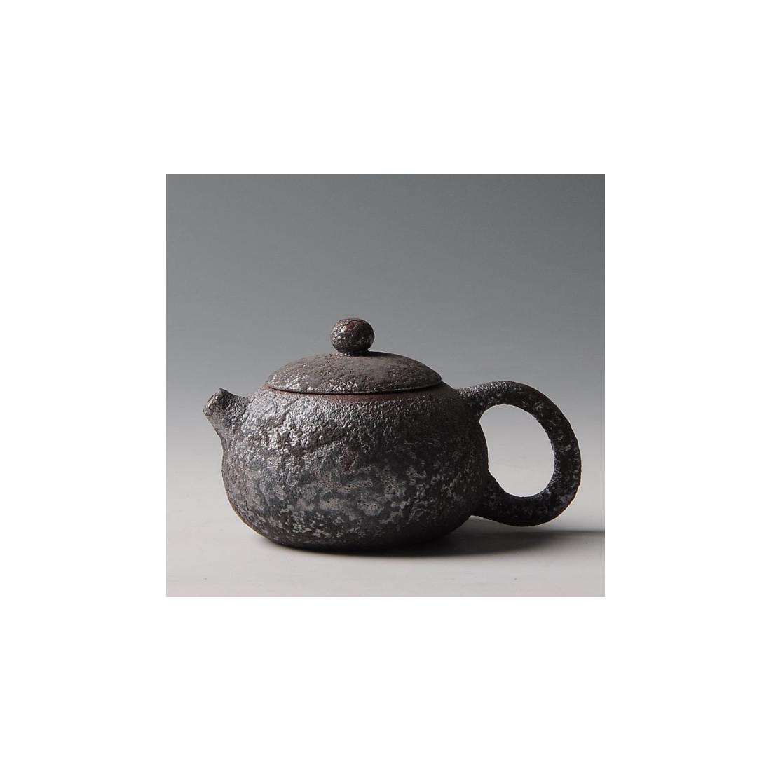 "Чайник Сиши, ""ржавая"" керамика"