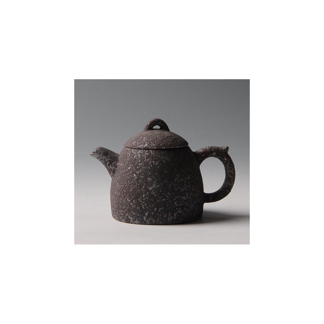 """Чайник Жу И, """"ржавая"""" керамика"""