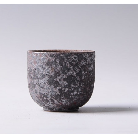 "Чаша №4, ""ржавая"" керамика"