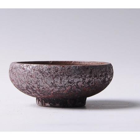 "Чаша №5, ""ржавая"" керамика"