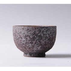 "Чаша №6, ""ржавая"" керамика"